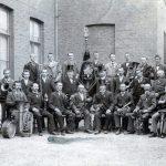 Harmonie Unitas et Fidelitas en oprichter pastoor Theodoor van Alphen