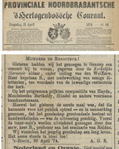 krant 21 april 1874